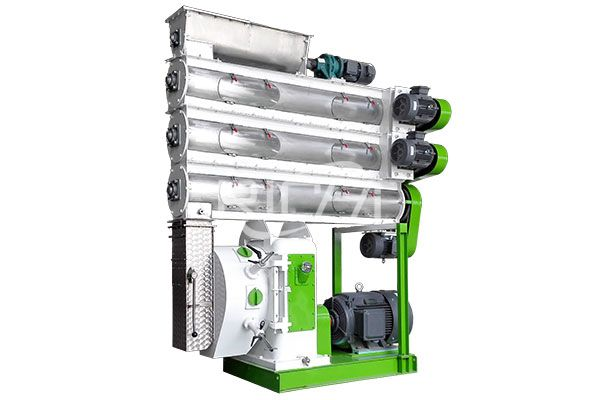 SZLH Triple-layer Conditioner Pellet Mill