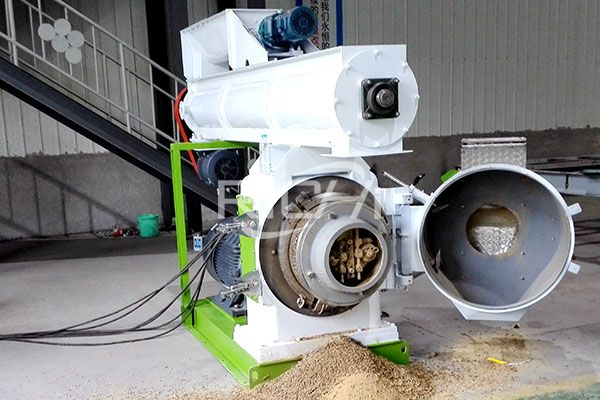Feed Pellet Making Machine