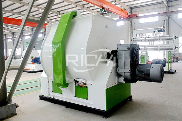 Single Roller Double Paddle Mixer2