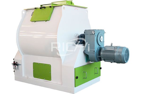 High Efficiency Feed Mixer