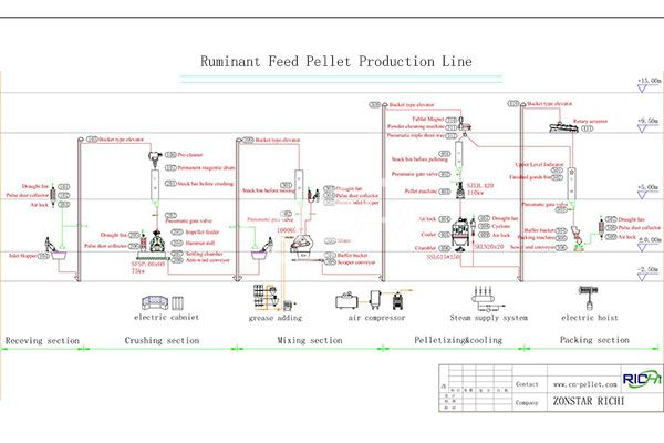 Ruminant Feed Pellet Production Line1
