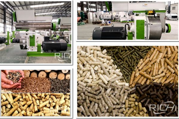 Factors influencing the price of wood pellet machine