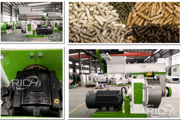 Analysis of the reasons for the low output of wood pellet machine