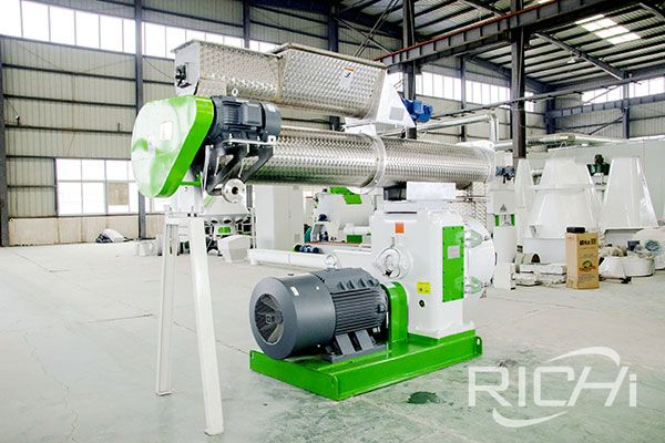 How to use pellet machine make feed for pig, cattle and sheep?