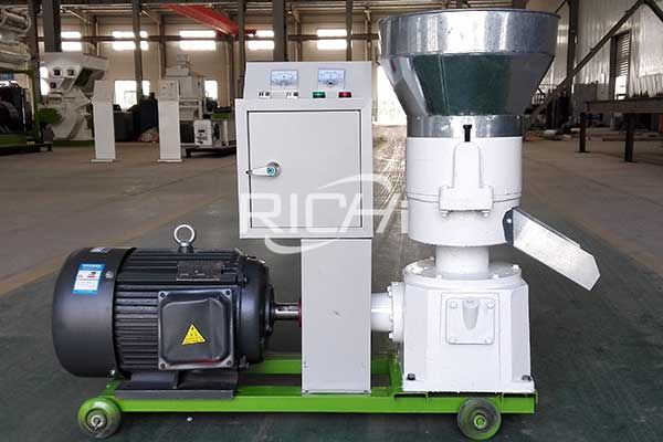 Small Poultry Pellet Machine