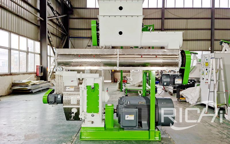 Richi feed pellet mill