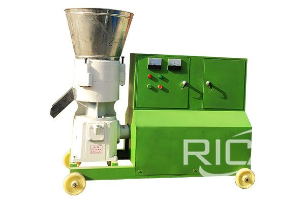 Small Animal Pellet Machine