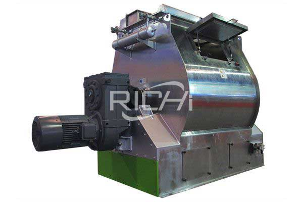 Stainless Steel Feed Mixer