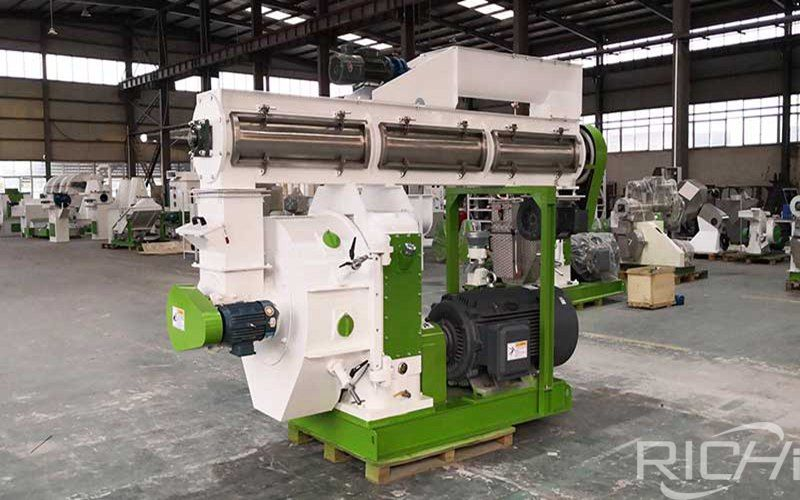Factors Affecting Pellet Quality of Cattle Feed Making Machine