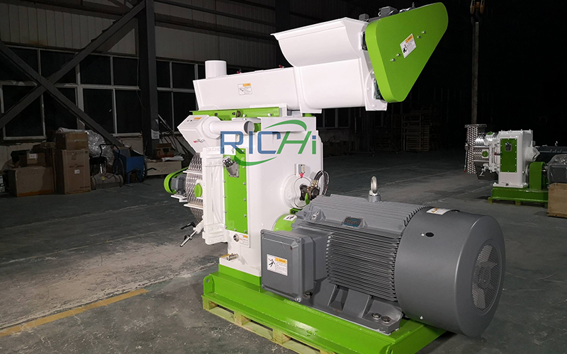 How to Maintain a Ring Die Pellet Making Machine