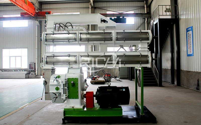 cat litter pellet making machine