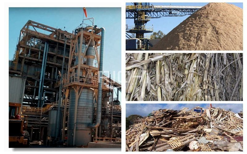 Bamboo Chips, Wood Chips, Straw and Other Agricultural and Forestry Waste Pellet Production and Processing Projects