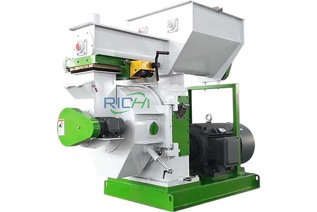 Cotton Stalk Pellet Mill Machine Maker