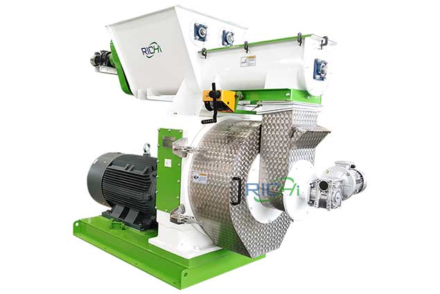 Peanut Shell Pellet Maker