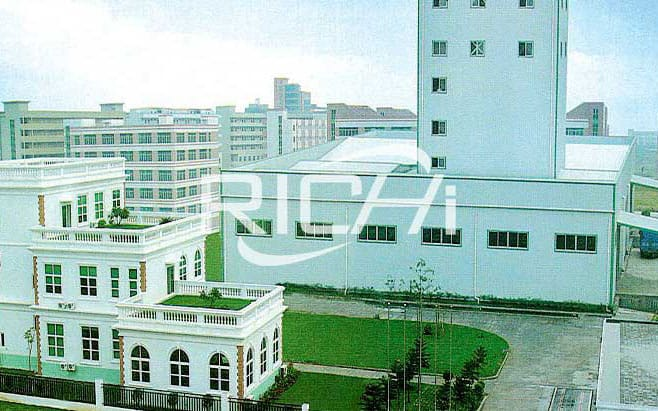 120,000 Tons/year Poultry Feed Factory and 20,000 Tons/year Bio-organic Fertilizer Pellet Plant in China